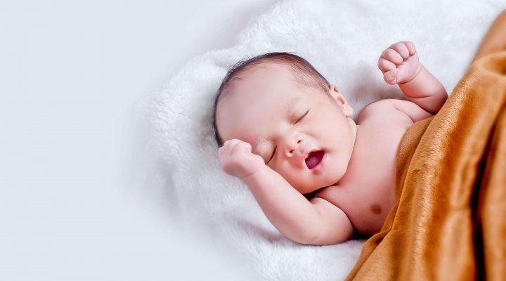 嬰幼兒黃金翻身期