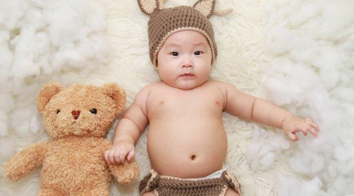 嬰幼兒是不是腸絞痛