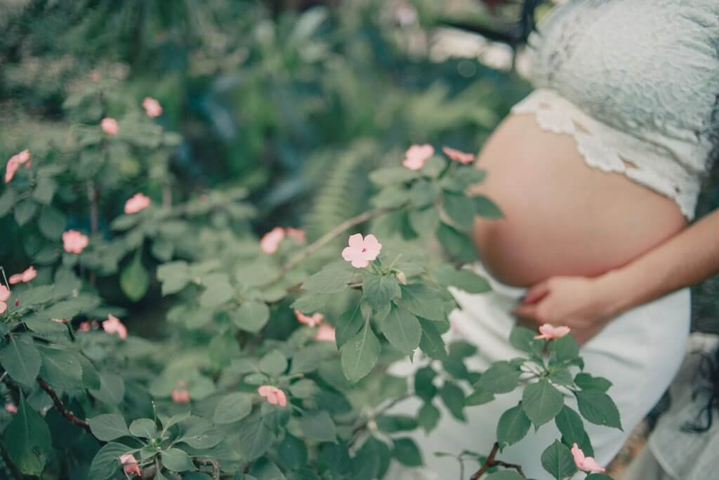 懷孕15周